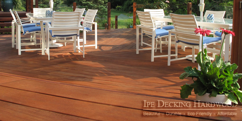 Cumaru Decking Hardwood