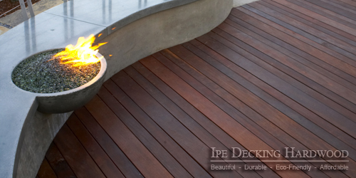 Ipe Decking Hardwood